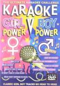 Karaoke Girl Power V Boy Power [Region 2]