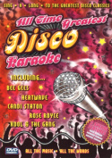 All Time Greatest Disco Karaoke [Region 2]