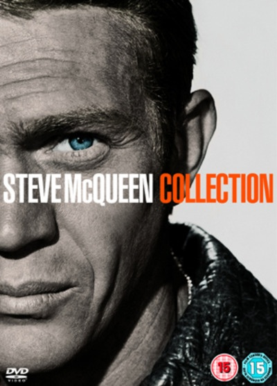 Steve McQueen Collection [Region 2] - DVD - New - Free Shipping.