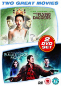 House of Flying Daggers/Bulletproof Monk [Region 2]