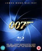 James Bond Blu-Ray Box Set [Region B] [Blu-ray]
