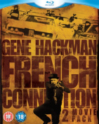 The French Connection/French Connection II [Region B] [Blu-ray]