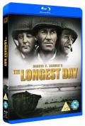 The Longest Day [Region B] [Blu-ray]