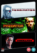 The Terminator/Predator/Commando [Region 2]