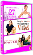 27 Dresses/What Happens in Vegas/In Her Shoes [Region 2]