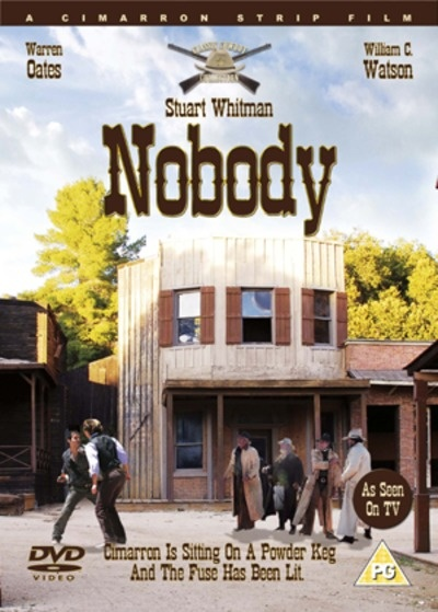 Cimarron Strip: Nobody [Region 2] - DVD - New - Free Shipping.