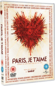Paris, Je T'aime [Region 2]