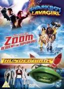 Zoom/Thunderbirds/The Adventures of Shark Boy and Lava Girl [Region 2]