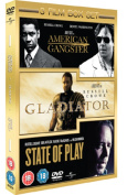 American Gangster/Gladiator/State of Play [Region 2]