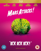 Mars Attacks! [Region B] [Blu-ray]