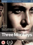 Three Monkeys [Region 2]