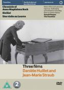Three Films By Jean-Marie Straub and Daniele Huillet [Region 2]