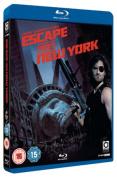 Escape from New York [Region B] [Blu-ray]