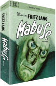 The Complete Fritz Lang Mabuse Collection [Region 2]