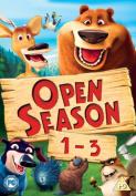 Open Season 1-3 [Region 2]