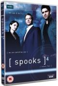 Spooks: The Complete Season 4 [Region 2]