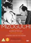 The Mizoguchi Collection [Region 2]