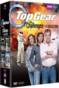 Top Gear - The Challenges [Region 2]