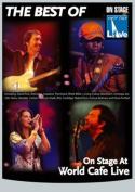 On Stage at World Cafe Live [Region 2]