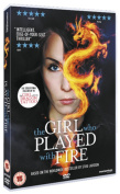 The Girl Who Played With Fire [Region 2]