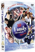 10 Family Adventure Movies [Region 2]