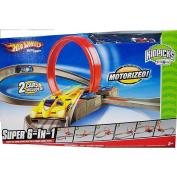 Hot Wheels KidPicks Super 6-in-1 Track Set