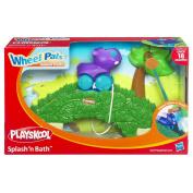 Playskool Wheel Pals Animal Tracks - Splash 'n Bath