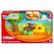 Playskool Wheel Pals Mini Tracks - Fill'er Up Farmstand