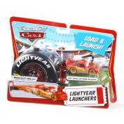 Cars Lightyear Launchers Dirt Track Lightning McQueen