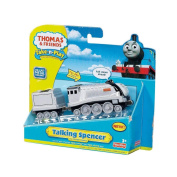 Fisher-Price Take Along Thomas Die-Cast Talking Engine - Spencer