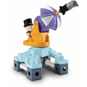 Fisher-Price TRIO Super Friends Figure - The Penguin & Umbrella Cannon