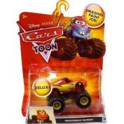 Mattel Disney Pixar Cars 155 Die Cast Car Oversized Vehicle - Frightening McMean