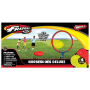 Frisbee Disc Horseshoes Deluxe