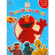 Elmo's Super Sticker Book