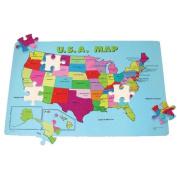 USA Floor Map