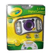 Crayola 5.1 MP Digital Camera - Purple
