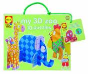 Alex Toys 482426 Jigsaw Puzzle-My 3D Zoo