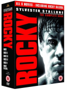 Rocky - The Complete Saga Collection [Region 1]