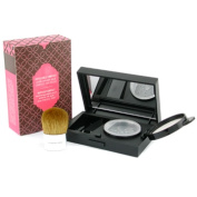 BareMinerals Beauty On The Go Refillable Compact with Mirror & Compact Buki Brush, -