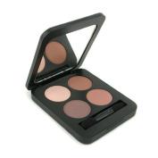 Pressed Mineral Eyeshadow Quad - Timeless, 4g/5ml