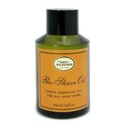 The Art Of Shaving Pre Shave Oil - Lemon Essential Oil ( For All Skin Types ) - 60ml/2oz