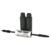 Two Timer Mascara ( Double Ended ) - # Black, 10g/10ml