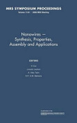 Nanowires - Synthesis, Properties, Assembly and Applications