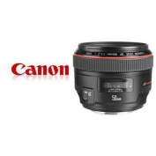 Canon EF 50mm f/1.2L USM Fast Prime L-Series Lens - Optimized for Canon Full-Frame DSLRs (Aperture