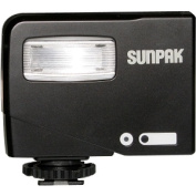 Sunpak PF20XD Digital Camera Auto Flash With Bracket