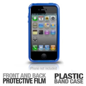 Marware 602956007968 Sportgrip Edge For Iphone 4 Blue