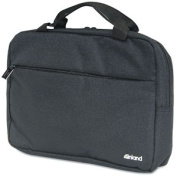 """Inland 02488 Netbook Case - Fits Netbooks up to 10.2"""", Black"""