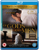 Of Gods and Men [Region A] [Blu-ray]