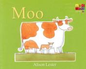 Moo [Board book]
