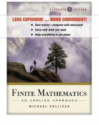 Finite Mathematics an Applied Approach 11E Binder Ready Version